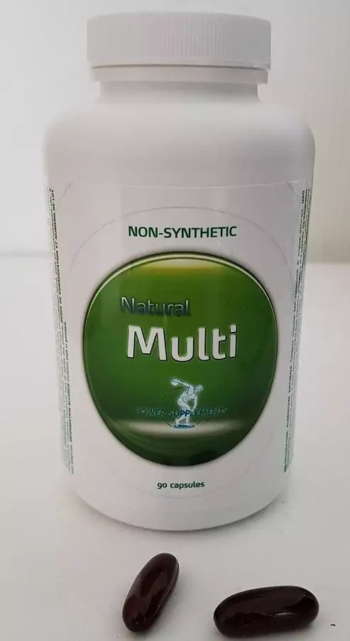 natural multi review power supplements