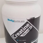 REVIEW: Body-Supplies Creatine Micronized