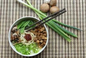 noedelsoep tofu