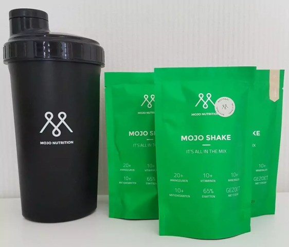 review mojo nutrition maaltijdshakes