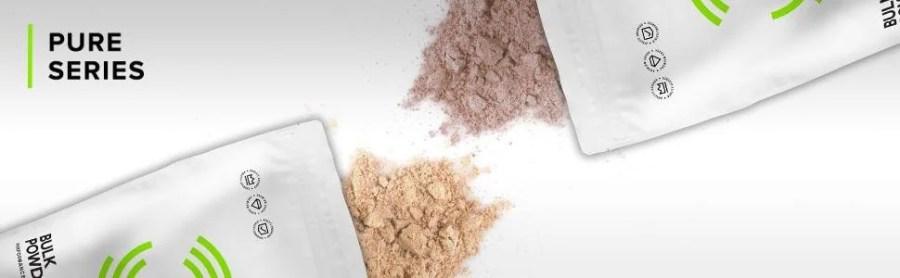 pure whey bulk powders