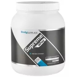 supreme whey body supplies