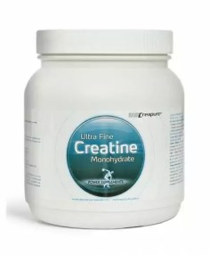 power supplements creatine