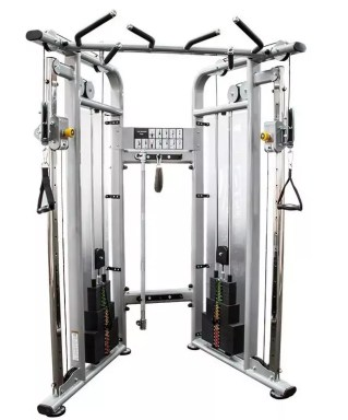 dual pulley trainer