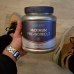 maximum pre workout review