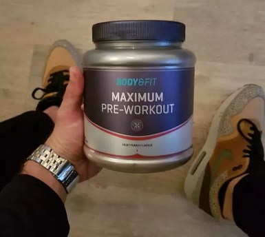 maximum pre workout review