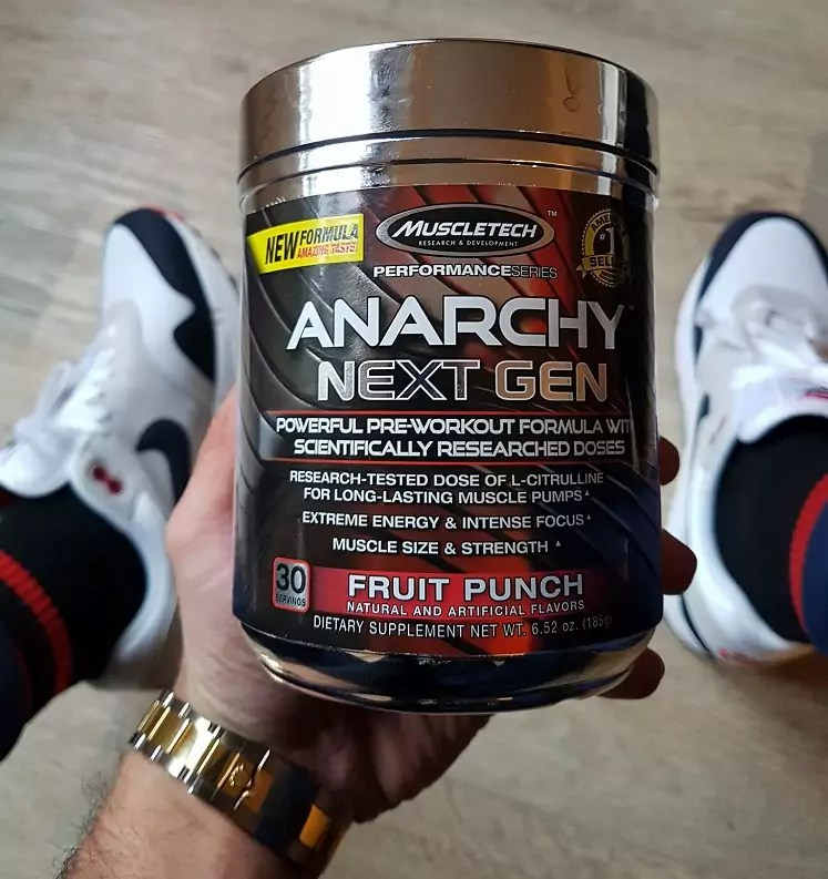 anarchy next gen review muscletech