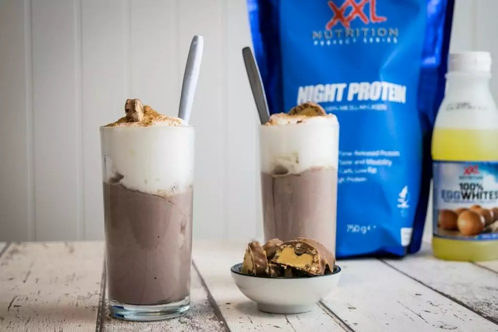 night protein review xxl nutrition