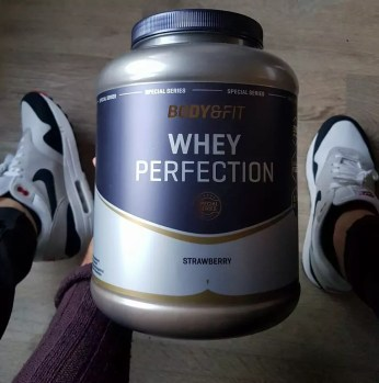 whey perfection special series review