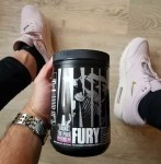 Animal Fury review - Universal Nutrition