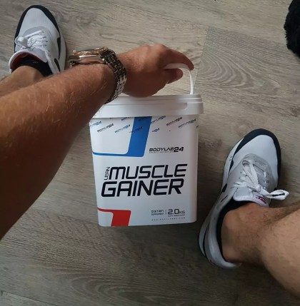 lean muscle gainer review