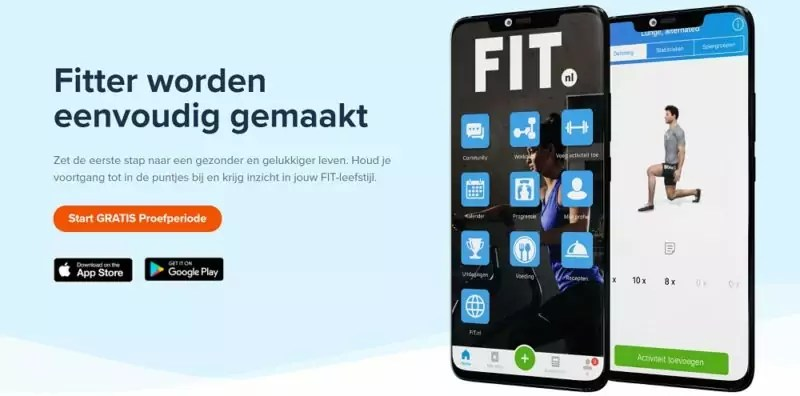 fit methode app