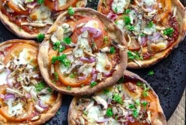 eiwit pizza recept