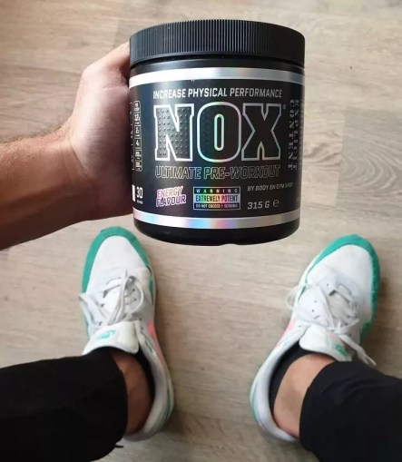 nox ultimate pre workout review