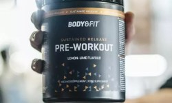 sustained release pre workout review
