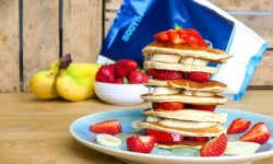 american protein pancakes recept