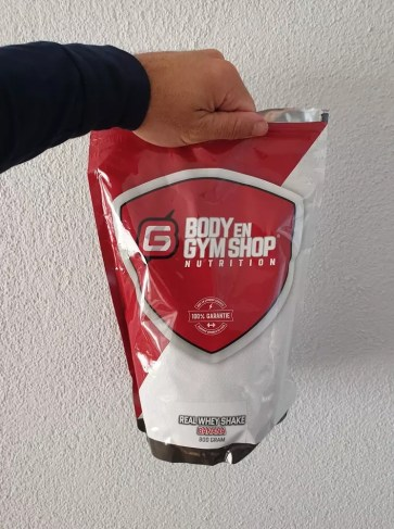 real whey shake review