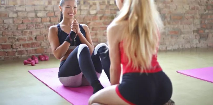 personal training voordelen