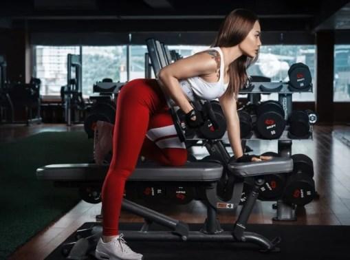 kan je vet omzetten in spieren