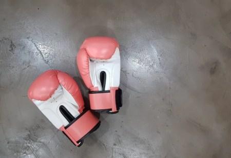 vechtsporten thuis sportschool