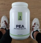 Pea Protein Isolate review - Power Supplements