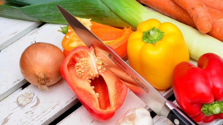 voedsel en corona