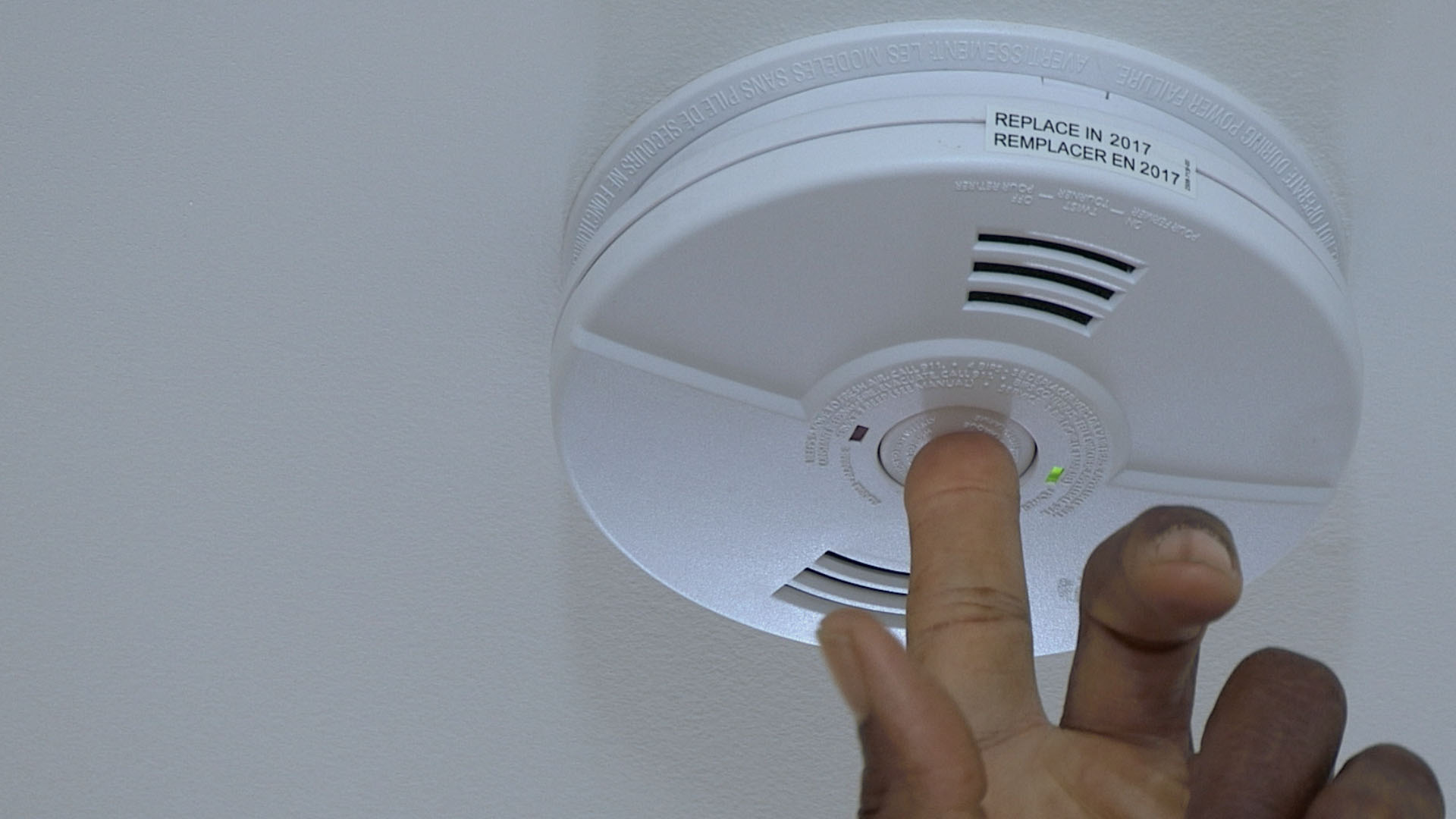 kitchen smoke detector redesign ideas fire prevention week tips to ready yourself and your home