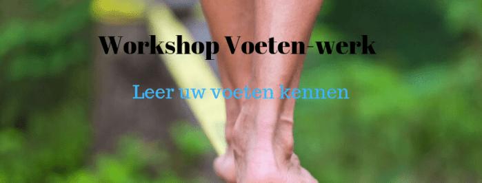 voeten- en adem werk
