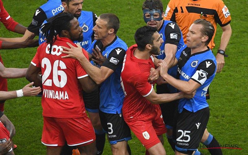 'Standard brengt bod uit op WK-ganger, ook Club Brugge springt in de dans'