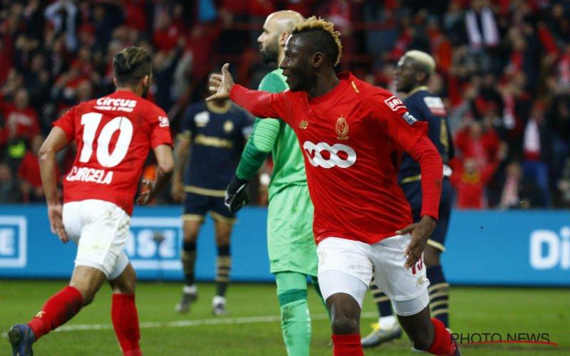 Standard gaat op en over Antwerp en springt in de stand over Club Brugge