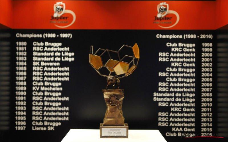 Belgische topclub wordt beschuldigd van competitievervalsing tijdens de 29ste speeldag