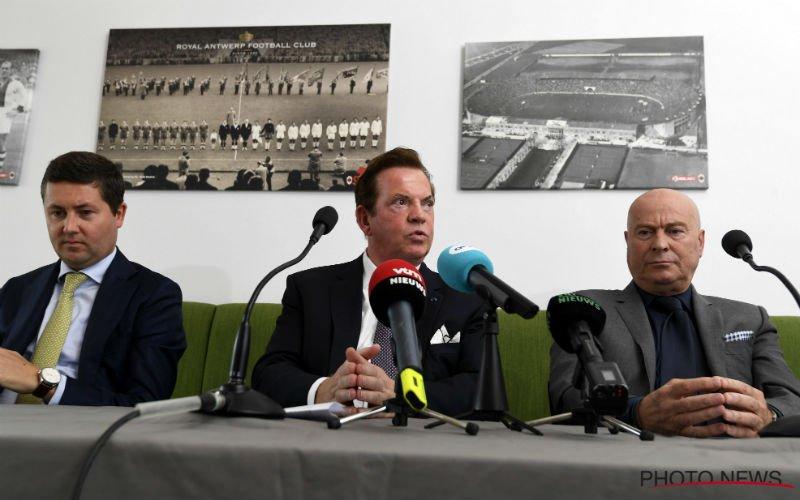 Antwerp haalt speler weg bij Belgische topclub