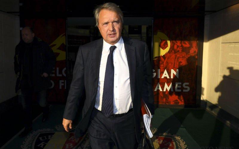Spanning stijgt want Standard-fans willen wraak nemen, Van Holsbeeck reageert