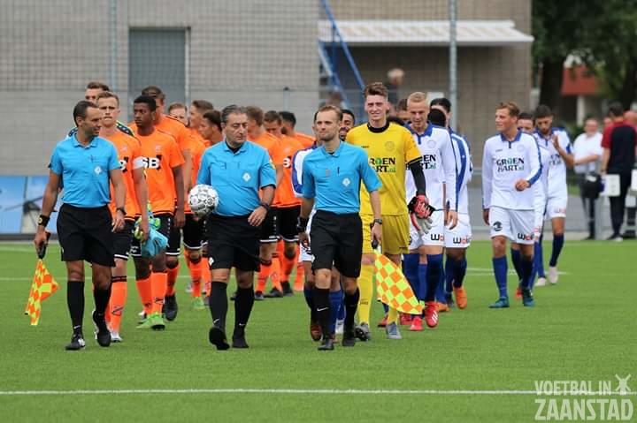 Eerste oefenzege FC Volendam een feit