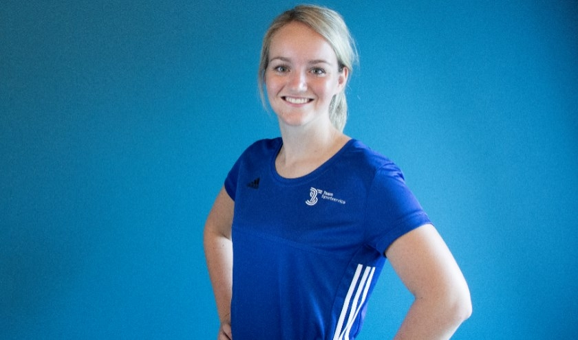 Rosa Schouten nieuwe buurtsportcoach Oostzaan