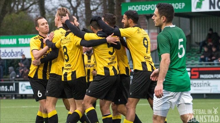 OFC wint in Haaksbergen van HSC`21 en verovert tweede plek