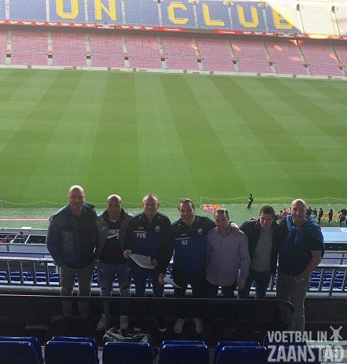 CVV Blauw-Wit en hoofdtrainer Pieter van Netten verlengen overeenkomst