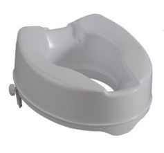 Raised Toilet Seat 15cm 8345 600x556