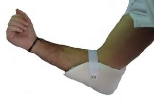 Антидекубитален протектор за пета или лакът