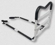 Хоризонтална дръжка за легло, вариант 2