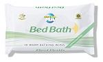 Топла кърпа за къпане