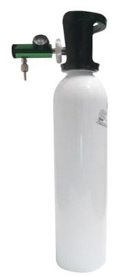 """Кислородна бутилка комплект """"Aphrodite"""" от 2 до 5 литра"""