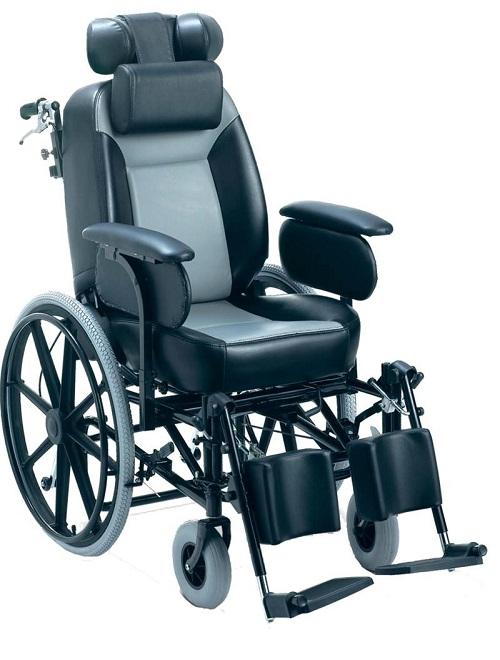 Рингова инвалидна количка с накланяща се облегалка 0808838