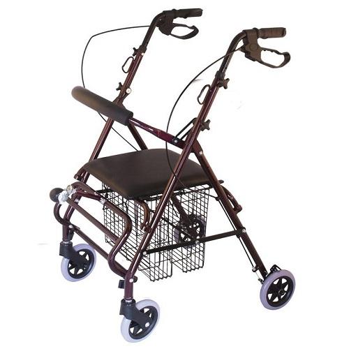 Ролатор и количка. Две в едно. модел 0808368 на MobiakCare