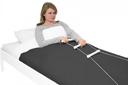 310 Стълба въжена с ръкохватки за повдигане от легло
