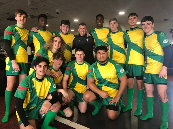 Stanwell Rugby Team