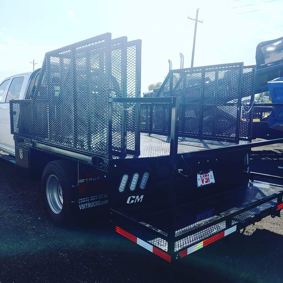 Truck Bed Fabrication Custom Vehicle Fabrications In Colorado