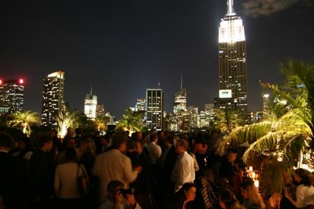 Mitten in Manhattan