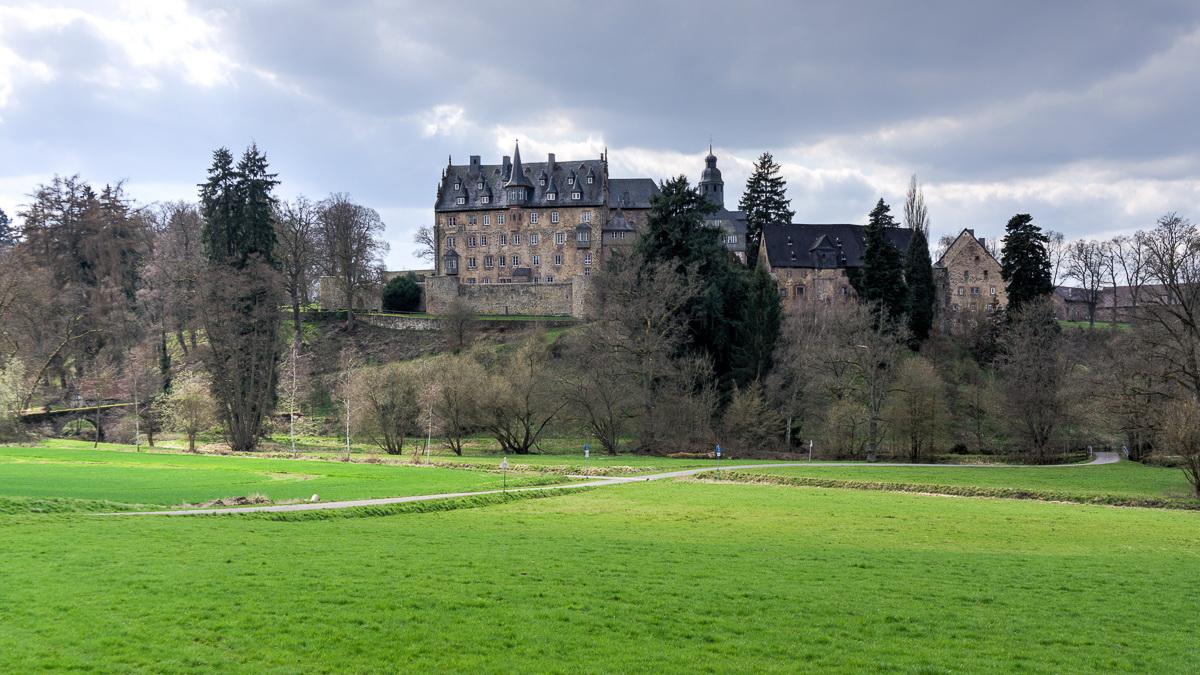 Schloss Eisenbach – die Wartburg Hessens