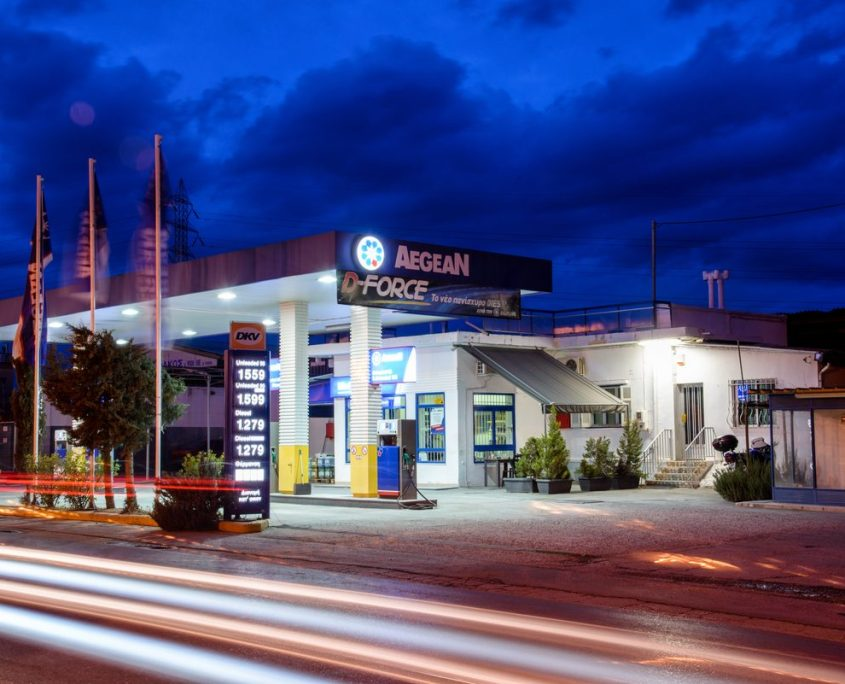 Vogiatzis Power Fuels | Πρατήριο Γαλλικού